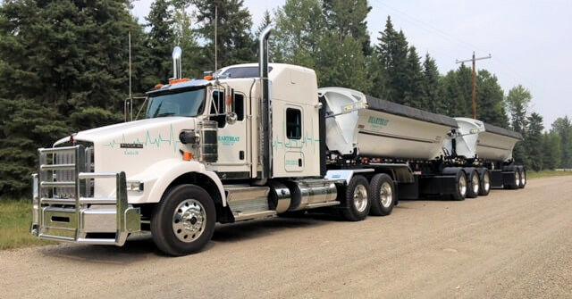 Bulk Transport Service in Alberta Canada