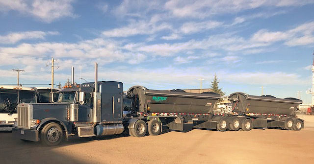 Heartbeat Transport offering bulk transport service in Alberta Canada